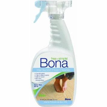 Bona Free & Simple Wood Floor Cleaner