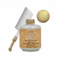 IBD Just Gel 0.5oz Soak Off Nail Polish Gold, MOROCCAN SPICE, 56541