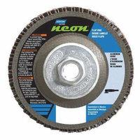 NORTON 66623399207 Flap Disc, 5 In x 36 Grit, 5/8-11