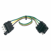 Hopkins Towing Solutions 4-Wire Flat Extension, 18