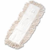 Unisan Industrial Dust Mop Head, Hygrade Cotton