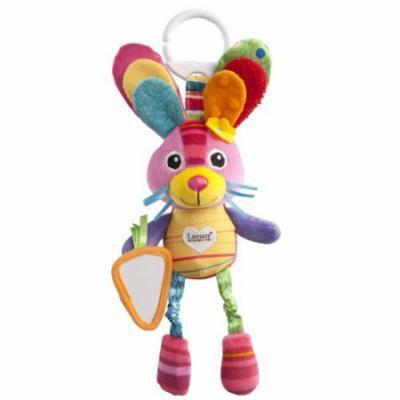 Lamaze Baby Toy, Bella the Bunny Multi-Colored