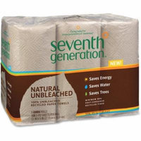 Seventh Generation Recycled Unbleached Paper Towels - 2 Ply - Natural - 11