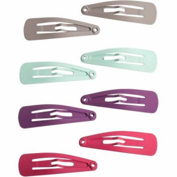 Remington Just Stay Contour Hair Clips, 8 count