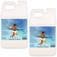 Gallon Belloccio Simple Tan 8% DHA Med. Sunless Airbrush Spray Tanning Solution
