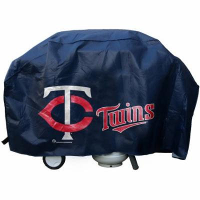 MLB Rico Industries Deluxe Grill Cover, Minnesota Twins