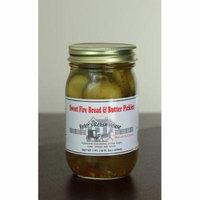 Byler's Relish House Homemade Sweet Fire Bread & Butter Pickles 16 oz.