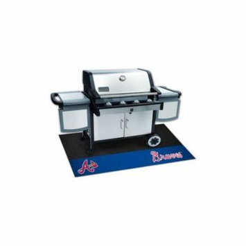 Atlanta Braves Grill Mat