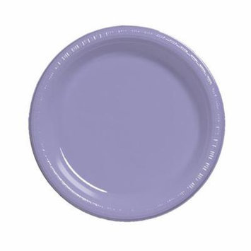 Club Pack of 240 Luscious Lavender Purple Disposable Plastic Party Dinner Plates 9