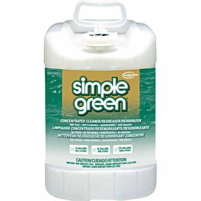 Simple Green Concentrated All-Purpose Cleaner/Degreaser/Deodorizer, 5 gal