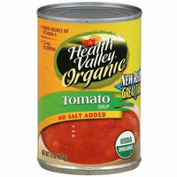 Health Valley Tomato Soup, 15 oz (Pack of 12)