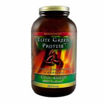 Warrior Food: Elite Green Protein Cool Green HealthForce Nutritionals 500 g Powder