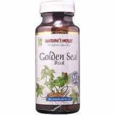 Goldenseal Root Nature's Herbs 100 Caps