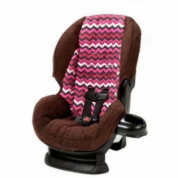 Cosco Scenera Convertible Car Seat, Chevron Rasberry