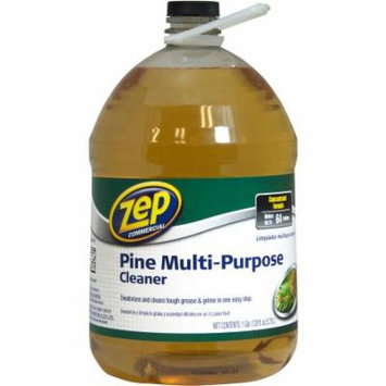 Zep Commercial Pine Multi-Purpose Cleaner, 1 gal