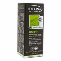 Mann After Shave Balm Logona 1.7 fl oz ( 50 ml) Balm