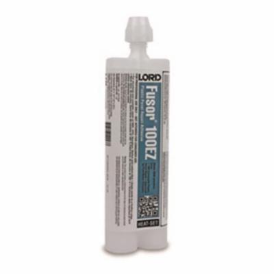Lord Fusor 100Ez Ez Plastic Adhesive, 10.1 Oz