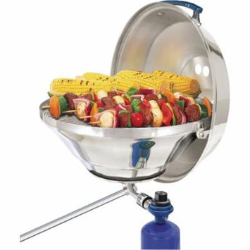 Magma Marine Stainless Steel Kettle Gas Grill