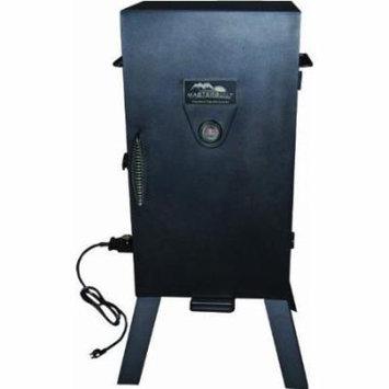 Masterbuilt MAST20070210B Masterbuilt 20070210 30-Inch Black Electric Analog Smoker