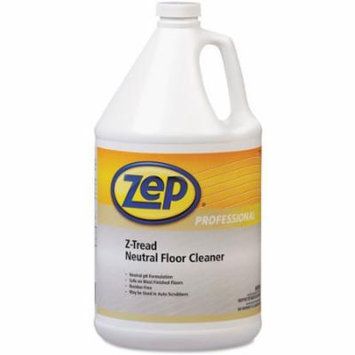 Zep Professional Z-Tread Neutral Floor Cleaner, 1 gal
