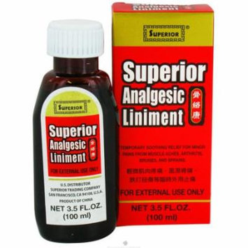 Superior Trading Superior Analgesic Liniment - 3.5 Oz