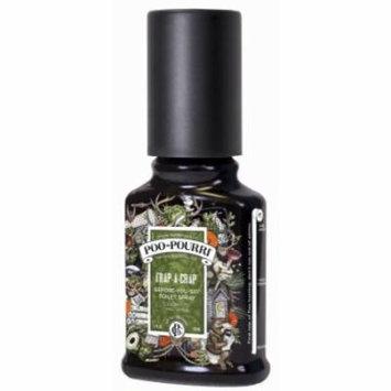 POO POURRI Aromatic Toilet Spray, Orange Scent, 2-oz.