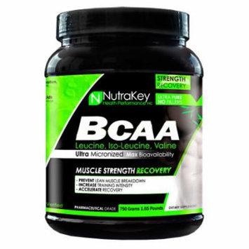 Nutrakey BCAA - 750 grams