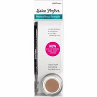 Salon Perfect Perfect Brow Pomade, Light Brown, 0.11 oz