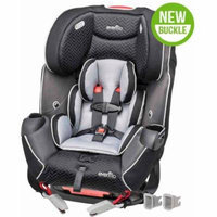Evenflo Symphony LX All-in-One Convertible Car Seat, Jordan
