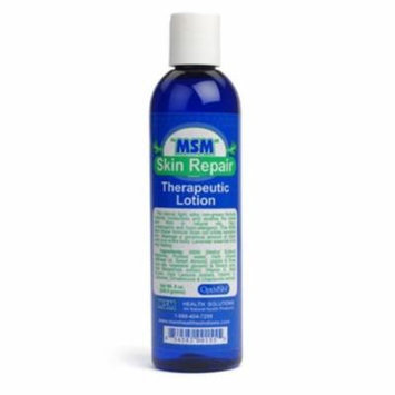 MSM Health 854582001555 MSM Skin Repair Lotion 8 oz. Squeeze Bottle
