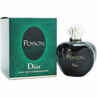 Christian Dior Poison for Women Eau de Toilette Spray, 3.4 oz