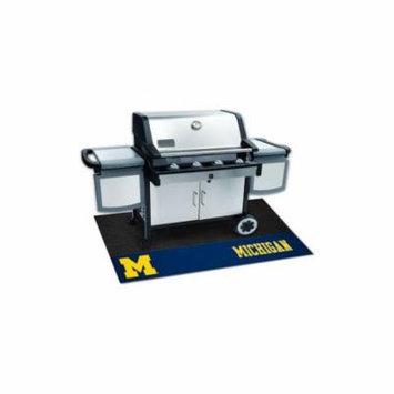 University of Michigan Grill Mat