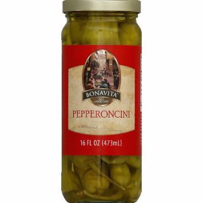 Bonavita Pepperoncini, 16 fl oz, (Pack of 6)