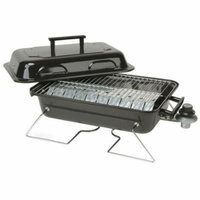Akerue Industries 17'' Portable Tabletop Gas Grill