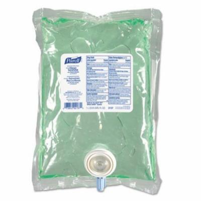 Go-Jo Industries 213708EA Advanced NXT Instant Hand Sanitizer NXT Refill w/Aloe, 1000mL Refill