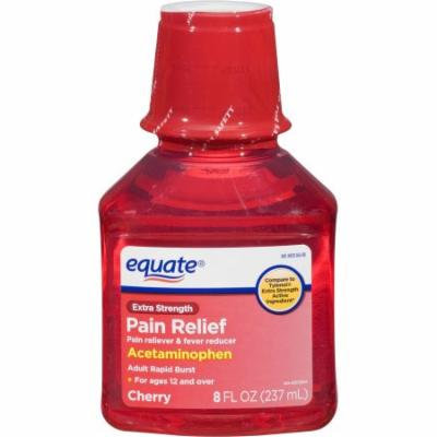 Equate Extra Strength Pain Relief Cherry 8FL oz