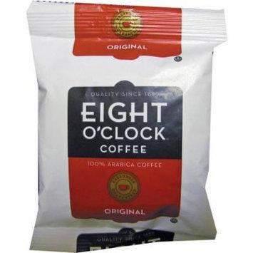 Eight O'Clock Original Regular Ground Coffee Fraction Packs, 1.5 oz, 42 count