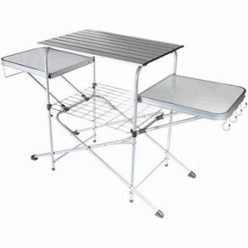 Camco RV Deluxe Grilling Table