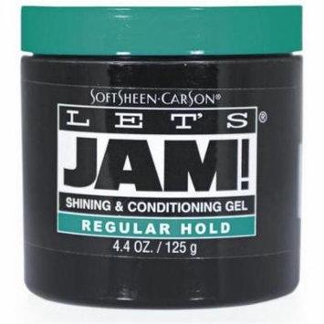 DDI Lets Jam Shining & Conditioner Gel Regular Hold- Case of 6