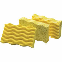 Libman Light-Duty Sponges, Yellow, 3 count