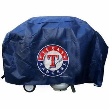MLB Rico Industries Deluxe Grill Cover, Texas Rangers