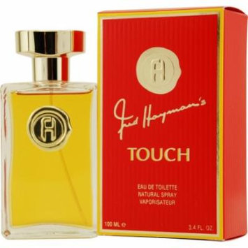 Touch Edt Spray 3.4 Oz By Fred Hayman