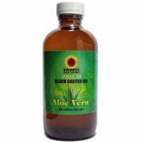 Tropic Isle Living Jamaican Black Castor Oil with Aloe Vera, 4 oz