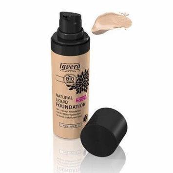 Trend Sensitive Natural Liquid Foundation-Ivory Light #1 Lavera Skin Care 1 oz Liquid