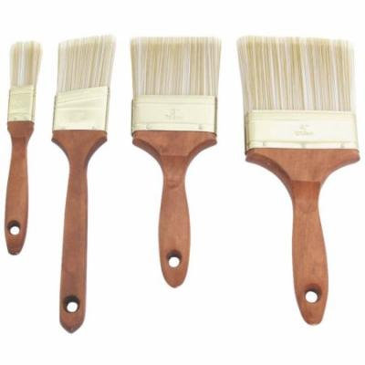 BRUSH PAINT INT EXT POLYES 4PC