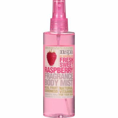 nspa® Fresh Sweet Raspberry Fragrance Body Mist