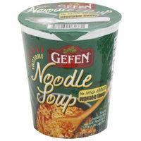 Gefen Vegetable Flavor Instant Noodle Soup, 2.3 oz, (Pack of 12)