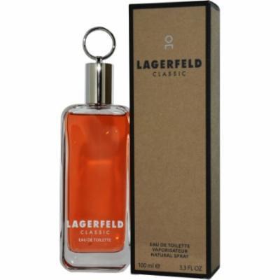 Langerfield for Men Eau de Toilette Spray, 3.3 fl oz