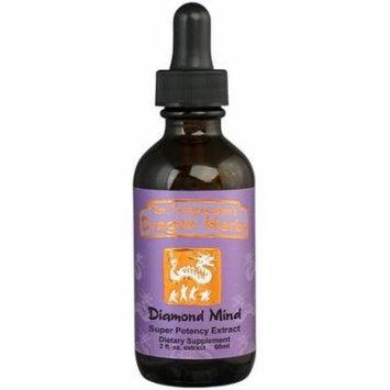 Diamond Mind Drops Dragon Herbs 2 fl oz (60 ml) Liquid