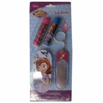 Disney Girls Sofia the First Lip Balm Tin Cosmetic Accessory